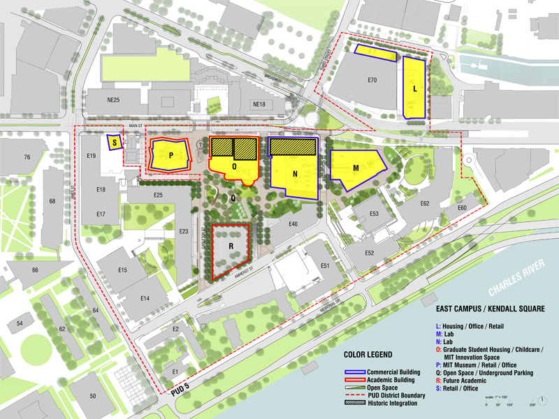 Kendall Square Initiative Map April 2015