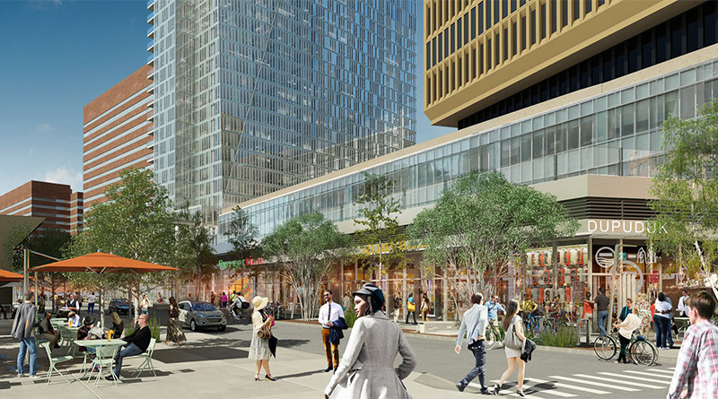 Kendall Square NoMa concept